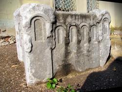 Надгробие Федора ..., усопшего 18 сентября 1890г.