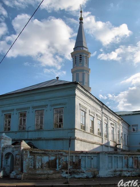 Мечеть Голубая (ул. Нариманова, 98/19)::Казань