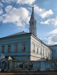 Мечеть Голубая (ул. Нариманова, 98/19)