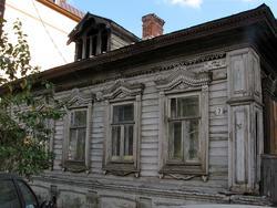 Памятник жилой архитектуры XIX века