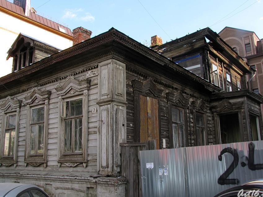 «Дом Каушчи»::Казань