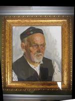Портрет отца. 1983г.