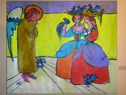 Персональная выставка Ларисы Евграфовой