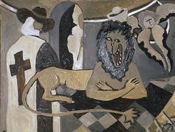Лев. 2000