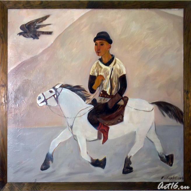 Соколиная охота. 2004::«Грани творчества» Кильдибеков Р. А.
