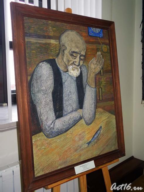 Разговор. 1962::«Грани творчества» Кильдибеков Р. А.