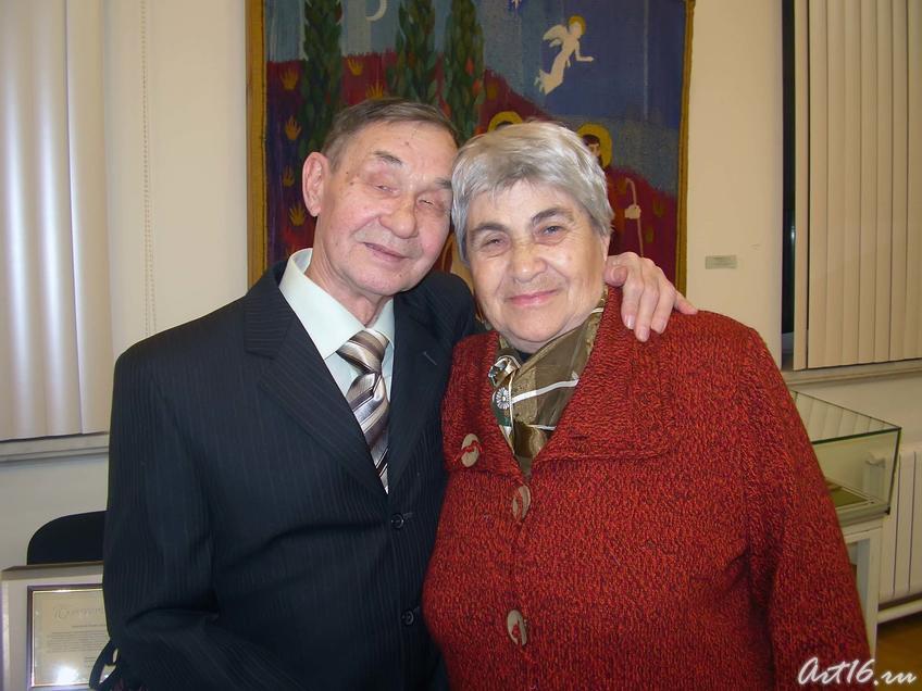 Фото №36943. Пятьдесят два года вместе!