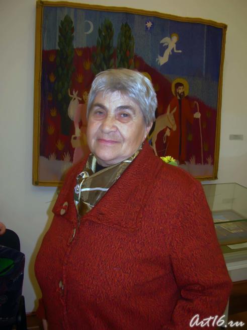 Мария Семеновна Кильдибекова::«Грани творчества» Кильдибеков Р. А.
