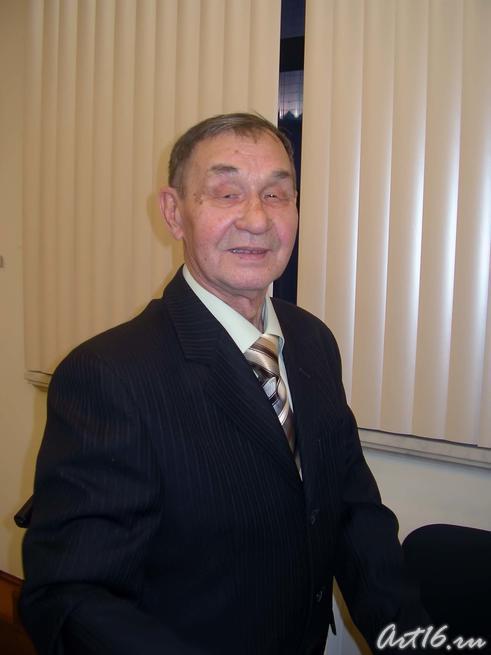 Кильдибеков Рустем Ахметович
