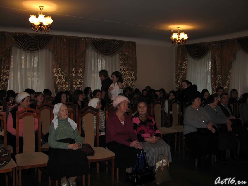 Фото №37026. На литературно-музыкальном вечере «В вороньем гнезде»