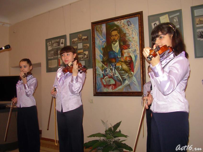 Фото №37405. «Эврика» скрипичный ансамбль