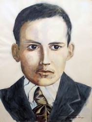 Портрет Г. Тукая. 1988
