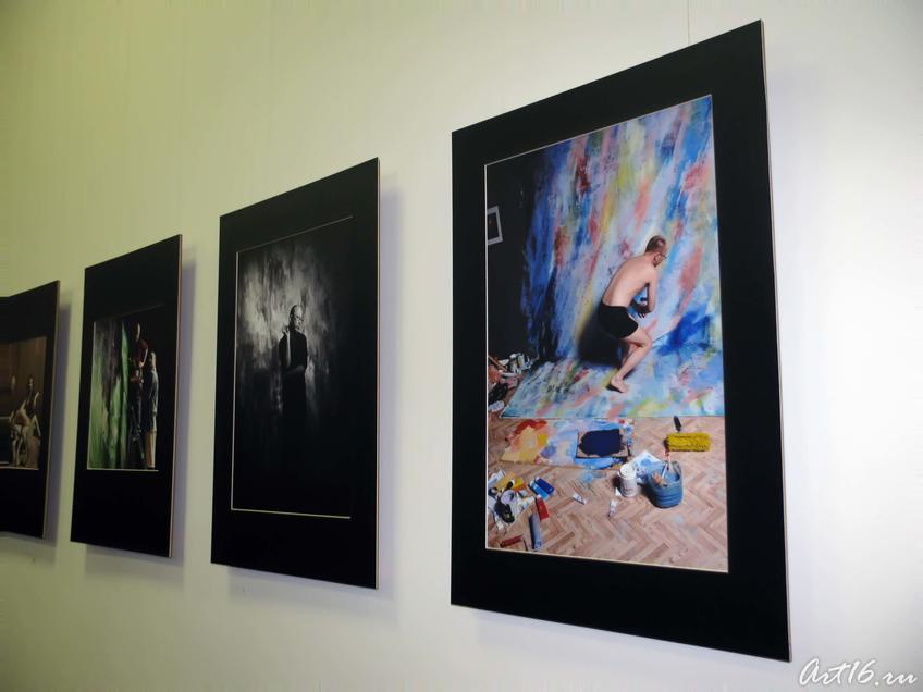 Фото №37685. Фрагмент экспозиции фотовыставки «Иное время года»