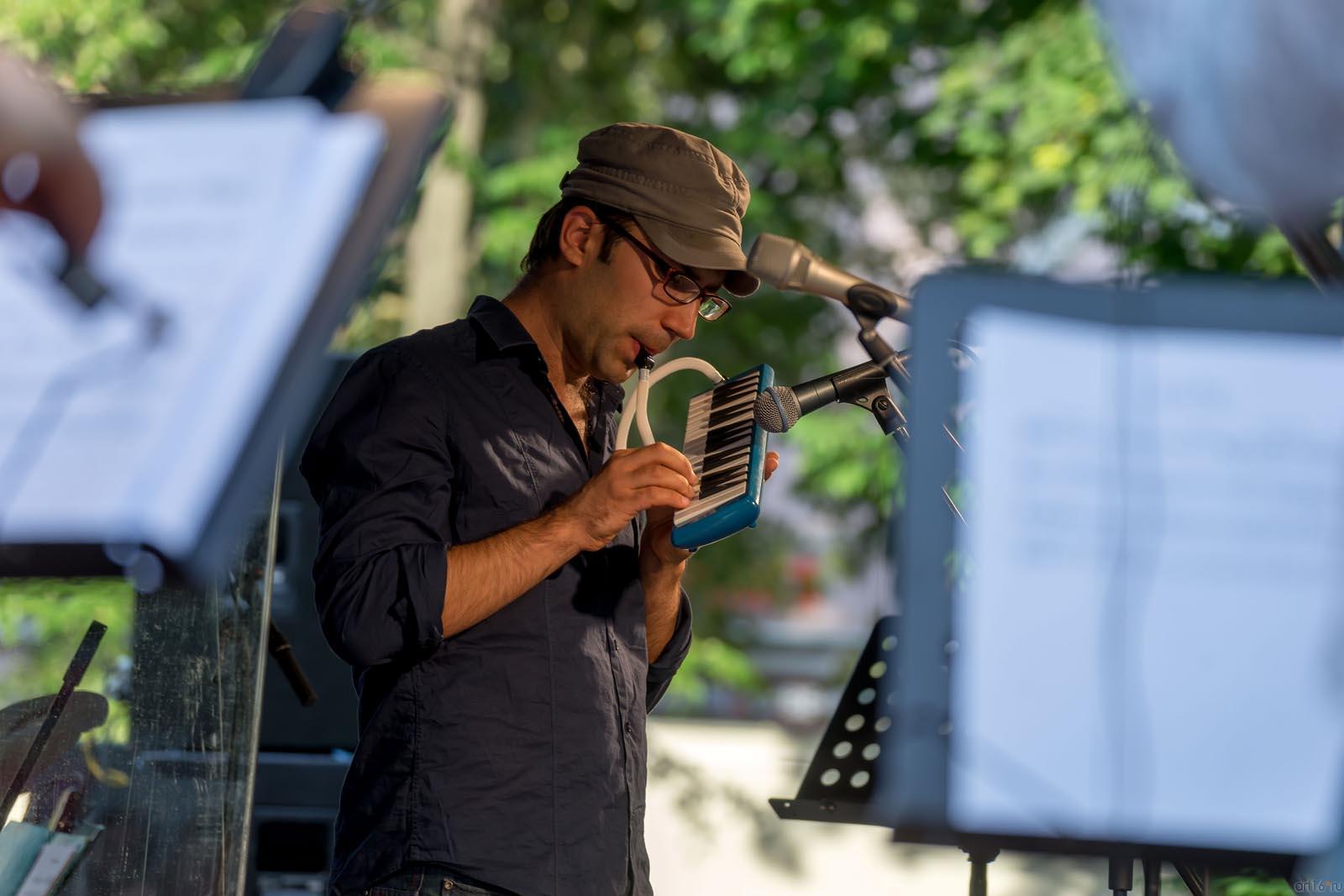 Валерий Толстов (Valeri Tolstov) ::24 июля 2014 «Authentic Light Orchestra» (Швейцария)