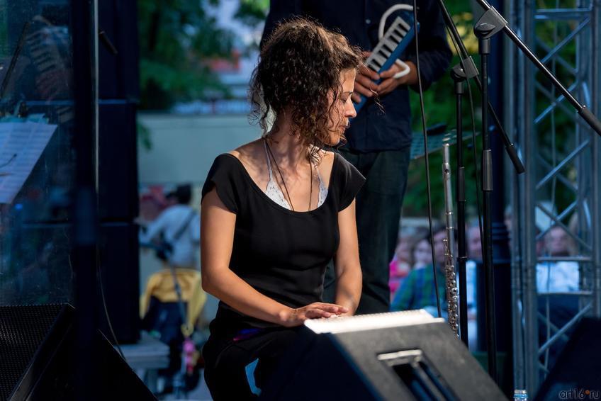 Вероника Сталдер::24 июля 2014 «Authentic Light Orchestra» (Швейцария)