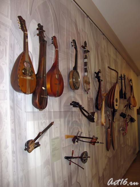 Музыкальные инструменты народов мира