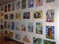 «Античные герои в творчестве юных художников»