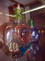 Расписные бутыли2