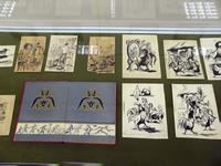 Иллюстрации к книге К. Наджми «Петух-щеголь»1, 1946