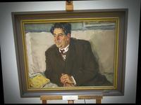 Портрет Б.М. Альменова, 1959