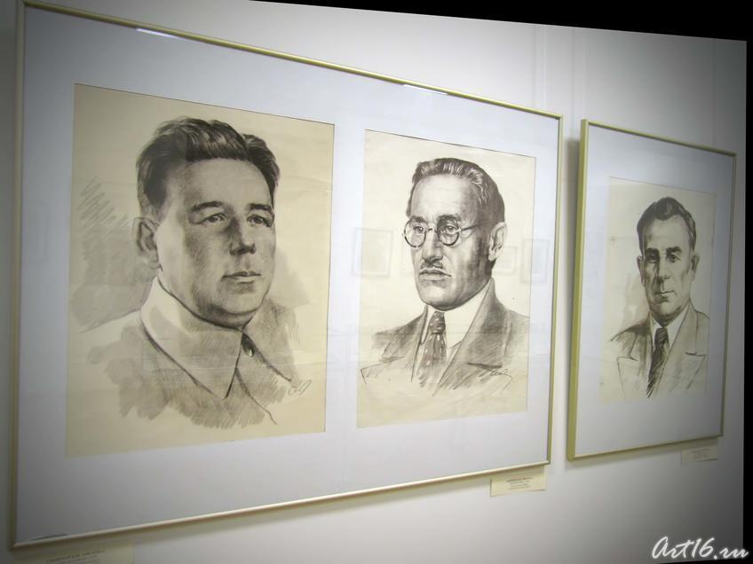 Кави Наджми. 1958 /Шариф Камал. 1949 /Тази Гиззат. 1958::Альменов Байназар Мустафьевич