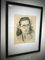 Портрет Нур Баяна. 1948
