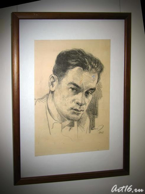 Харис Якупов. 1948::Альменов Байназар Мустафьевич