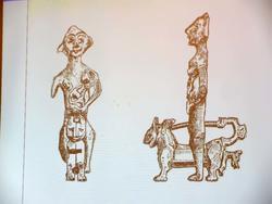 Иллюстрации к докладу Измайлова И.Л.