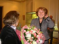Поздравление Зили Валеевой