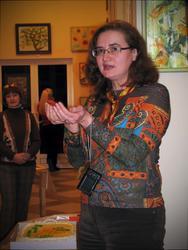 Светлана Шавалеева, главный идеолог проекта