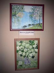 Работы М. Насибуллиной