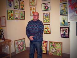 О выставке и художниках