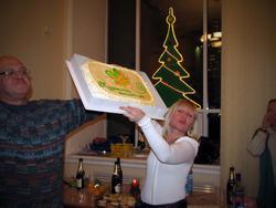 Миля Нуруллина приглашает на торт.
