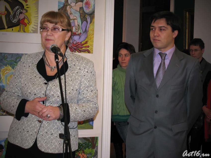 Фото №39290. О.Пиульская , И. Минуллин