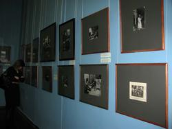 Фрагмент экспозиции  выставки «Пенаты»