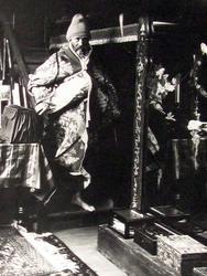 Утро в «Пенатах». 1906