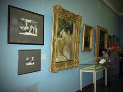Фрагмент экспозиции «Пенаты»