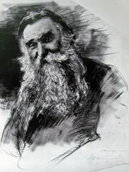 Портрет Виктора Ивановича  Базилевского. 1906