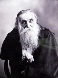 Фото-автопортрет В.И. Базилевского. 1923