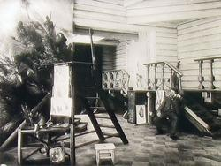 И.Е. Репин за работой. 1906-1907