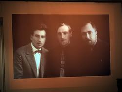 На экране фото из архива  Воробьевых