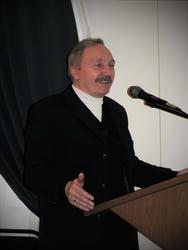 Сергей Сергеевич Хируг, внук Николая Иосифовича Воробьева