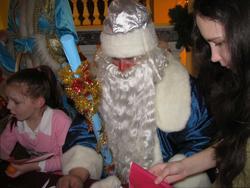 Дед Мороз в НМ РТ