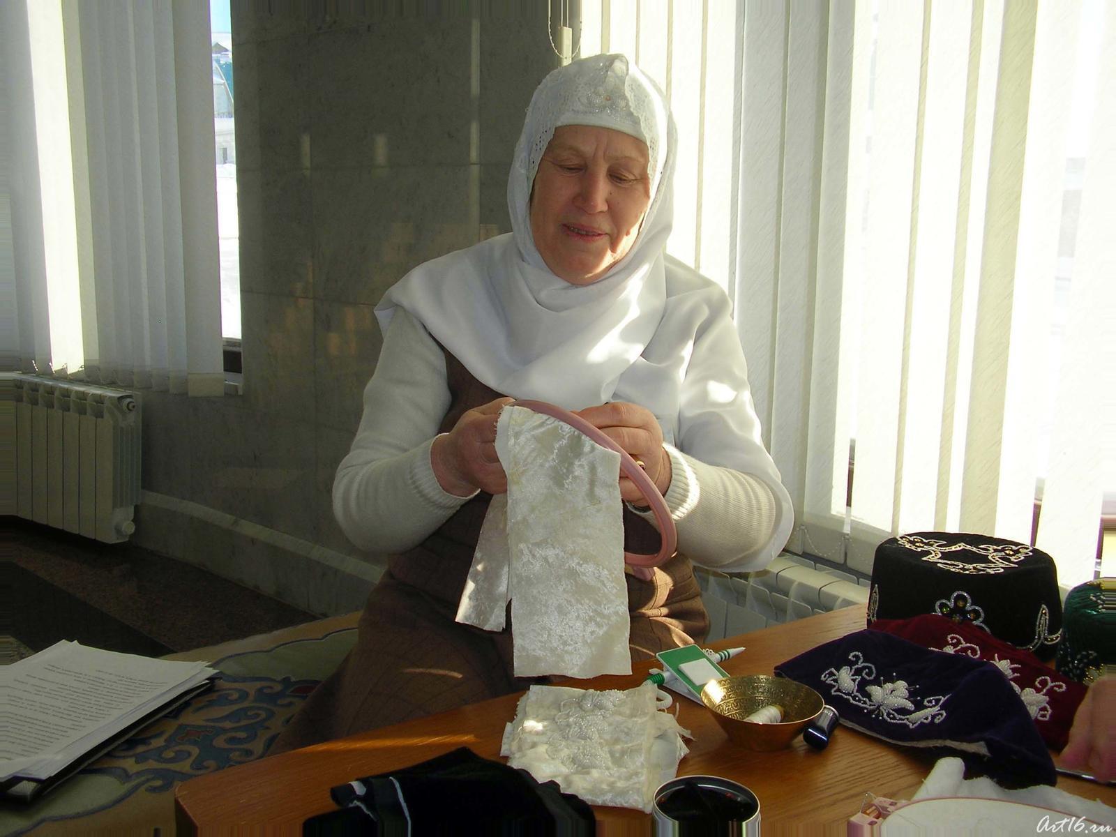 Как сшить татарскую тюбетейку мастер класс фото 14