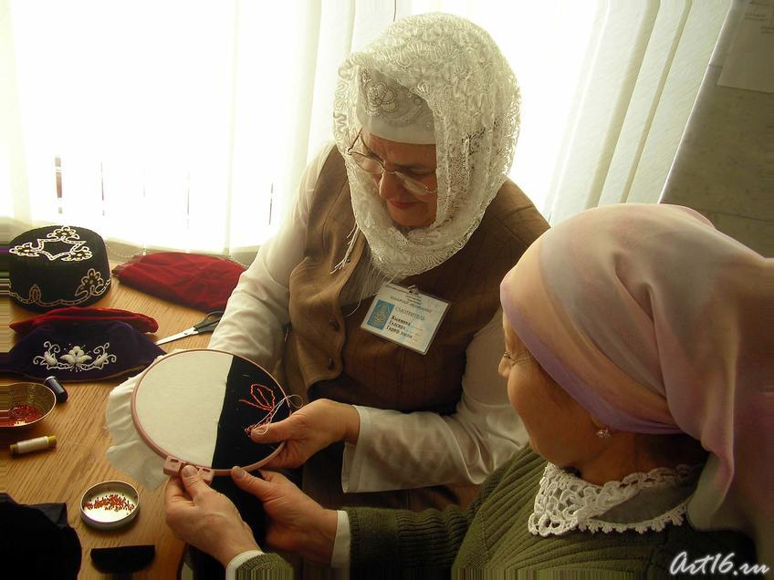 Как сшить татарскую тюбетейку мастер класс фото 86