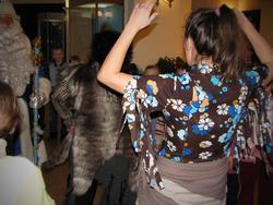 Танцы с Кикиморой