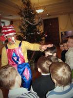 Новогоднее представление 2009/10