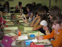 Учащиеся Детской художественной школы №3