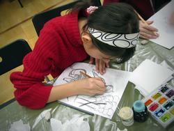 Иллюстрирование татарского народного эпоса
