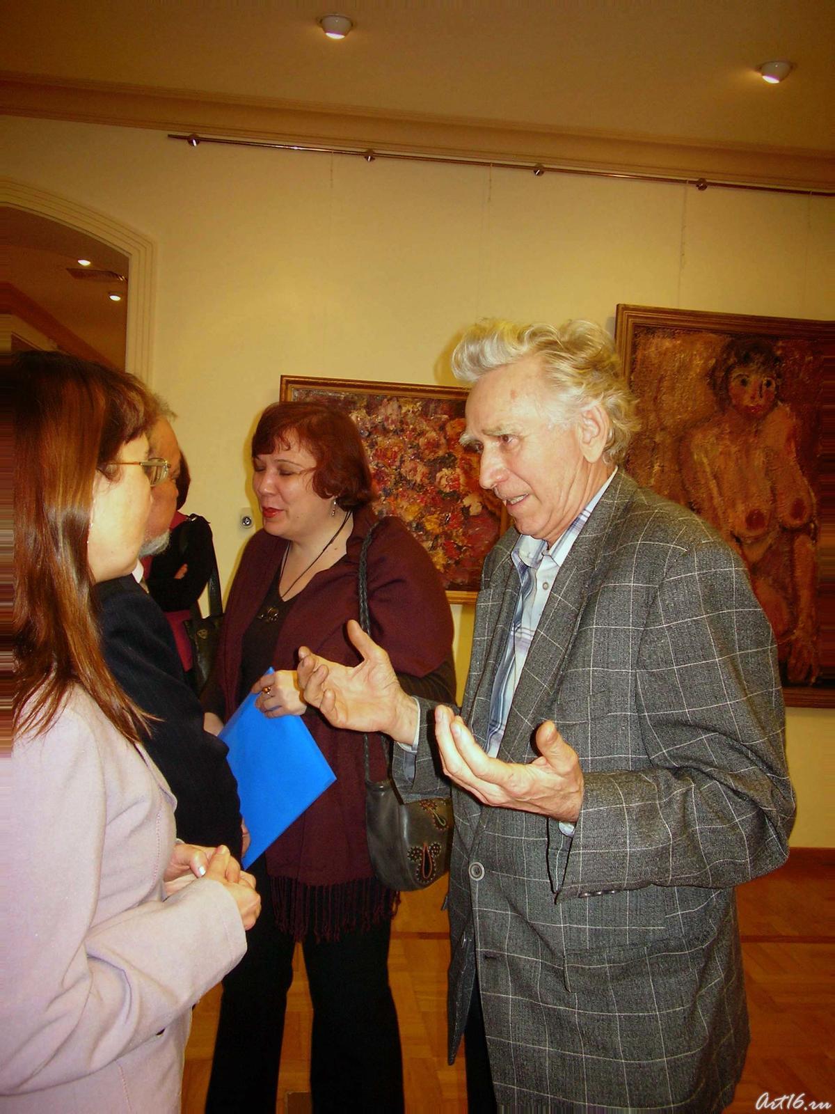 Фото №4155. Д. Валеева и К. Нафиков